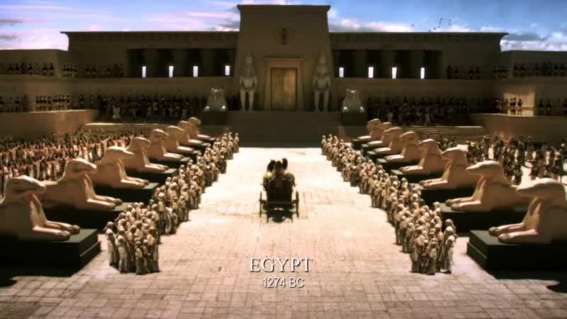 Планета Египет В поисках вечности 4 серия 2011
