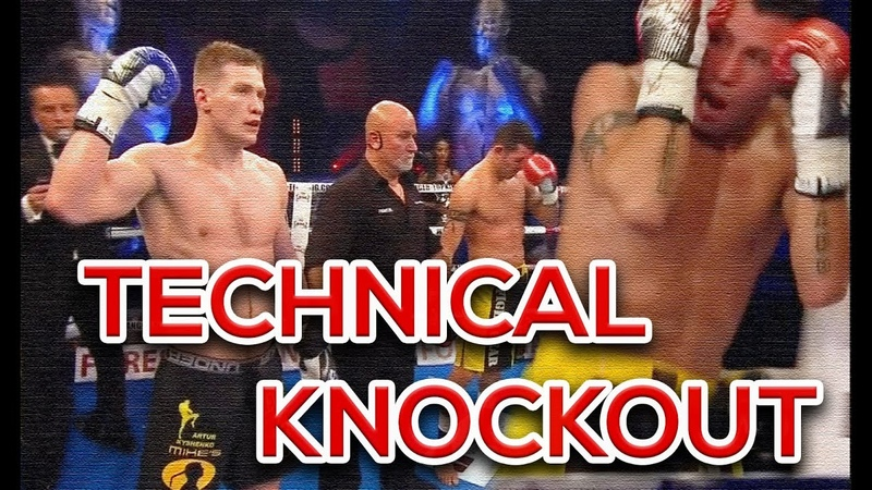 How To Throw A Technical Knockout | Knockouts by Artur Kyshenko