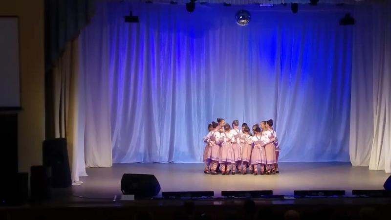 Звездочки Сыктывдина 14 .04.18. Коми плясовая