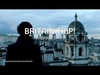 BRITAIN TRIP! - Лондон! St Paul's Cathedral, Tate Modern, Sherlock - London 2018!