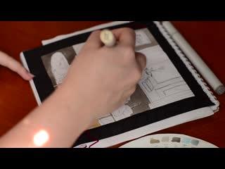 Рисую красивых мальчиков - СПИДПЕИНТ