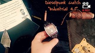 Steampunk/DIESEL watch