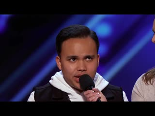 Golden buzzer  kodi lee wows you with a historical music moment! - americas got talent 2019