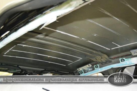 Шумоизоляция BMW X5, изображение №3