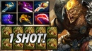 AhJit Monkey King 1 SHOT OWNAGE Dota 2