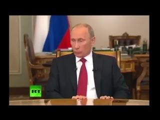 Ну, хуже уже не будет.  Путин