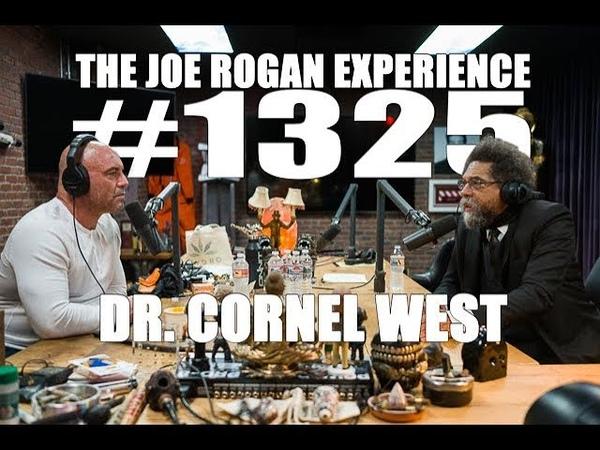 Joe Rogan Experience 1325 Dr Cornel West