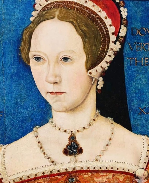 Кровавая Мэри, дочь Генриха VIII, первая коронованная королева Англии.