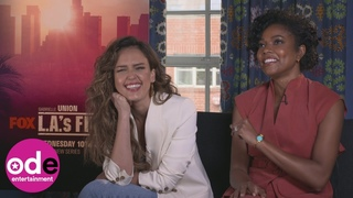 LA'S FINEST: Jessica Alba Mimics Gabrielle Union's 'Mirror Face'