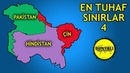 Dünyanın En Tuhaf Ülke Sınırları 4 Bölüm