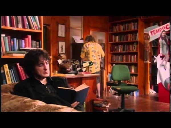 Black Books - Bernard's wine lolly.flv