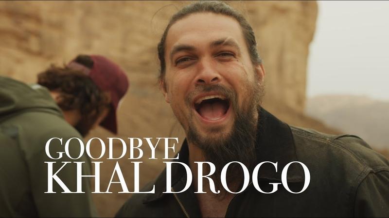 Goodbye Drogo I SHAVED