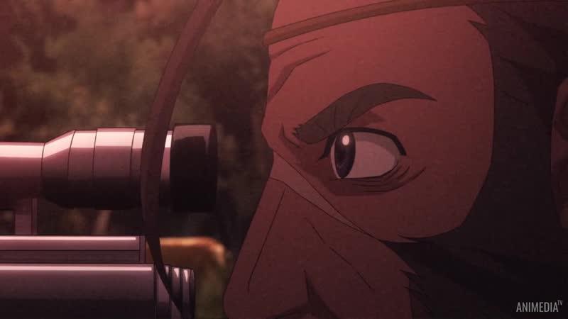 Gunjou no Magmell Магмел Синего Моря 8 серия Озвучка ArtLight Morin AniMedia