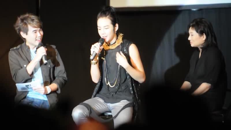JGS FanMeet @ sgp [24.04.2010] Interview