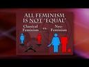 Mark passio erklärt den klassischen und den neofeminismus