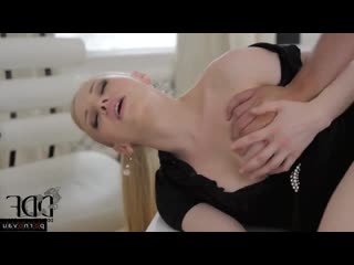Lola taylor [ blondes &  in the office / deep blowjob , ass , shaved , heels , sex in clothes , anal creampie , the dress]