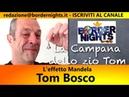 Tom Bosco l'effetto Mandela