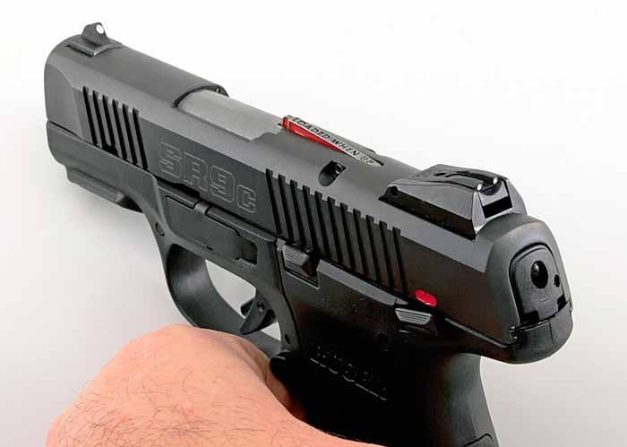 Пистолет Ruger SR9c, США, изображение №3