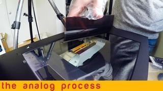 How to Wet Mount Scan Film