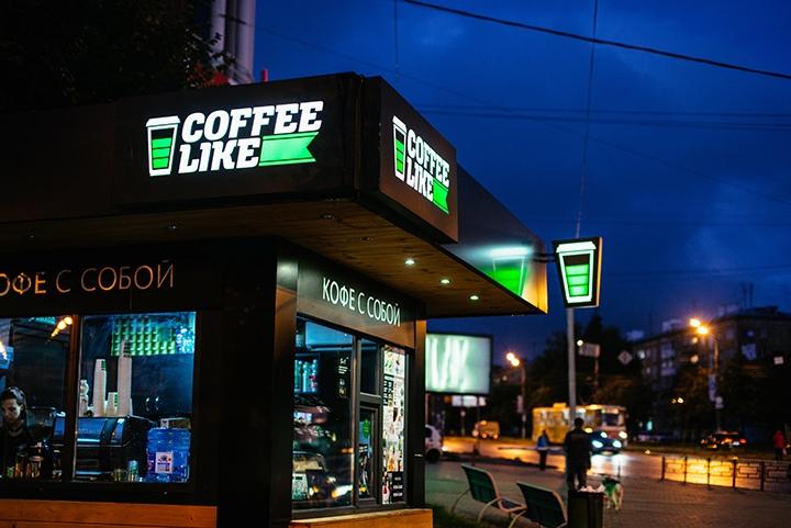 Фjрматы кофе-баров Coffee Like