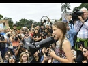 DC students join Thunberg during climate crisis protest watch live
