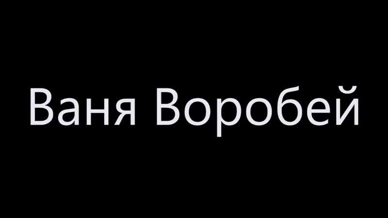 Ваня Воробей Дураки на Дороге