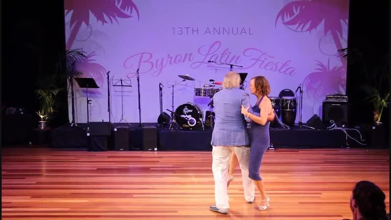 Танго Нуэво. BLF 2018 Esther Ron Neo Tango