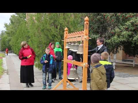 Звон Александра Моренова на фестивале православной культуры в пос Городище
