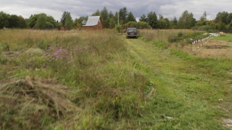 Земельный участок 33 сотки в деревне Ивановское Лизуново 85 км от МКАД по Ярославскому шоссе