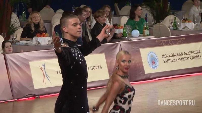 Mikhail Dezhurov - Elena Borovskaya 2, KAZ, Final Jive