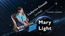 Ludovico Einaudi LE ONDE 🌎 cosmic cover by MARY LIGHT