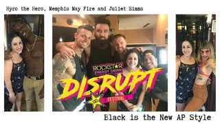 Festival Faves with Memphis May Fire, Juliet Simms & Hyro the Hero | Black is the New AP Style
