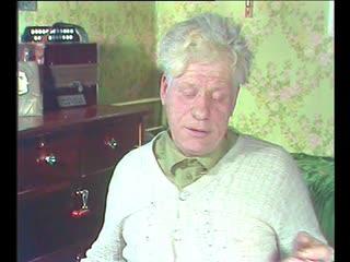 Живу я в маленькой деревне. Евдоким РУСАКОВ. Фильм Виктора ПРАВДЮКА. 1983 г.