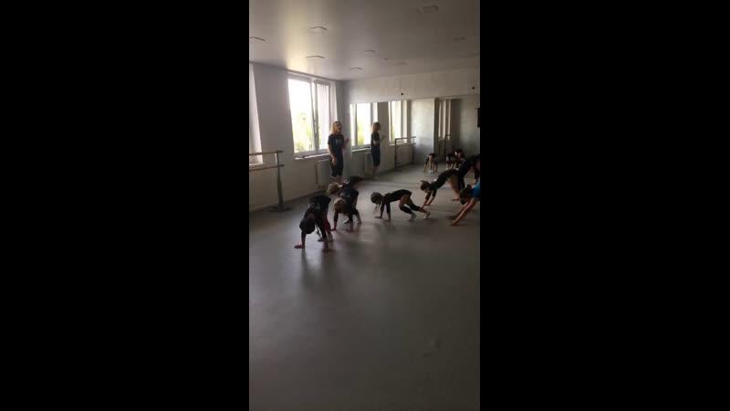 IDEALE танцевальная акробатическая студия — Live