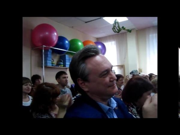 25 лет Нутрикону. АРГО Барнаул. Подарок от Виталия Гасаева.