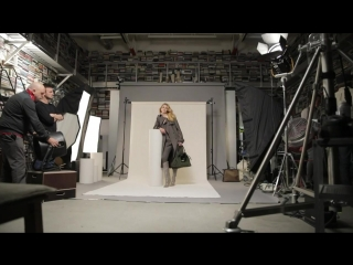 Fendi Womens Fall_Winter 2018-19 Advertising Campaign_ Behind-the-Scenes