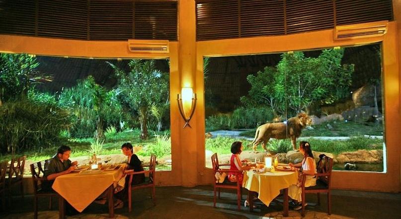 Лучшие отели мира от Soul Travel Mara River Safari Lodge Bali (Индонезия), изображение №4