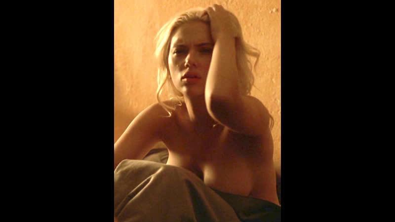 Скарлетт Йоханссон голая - Scarlett Johansson Nude - Vicky Cristina Barcelona (2008) HD 1080p