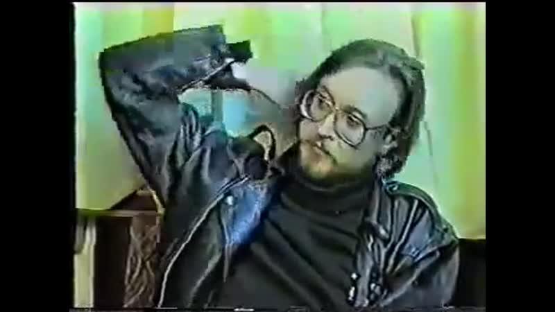 Егор Летов Интервью после концерта в Норильске ноябрь 1994