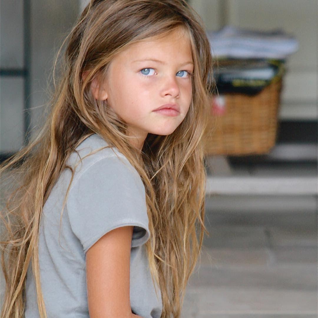 10 лет назад эту девочку называли самой красивой в мире.