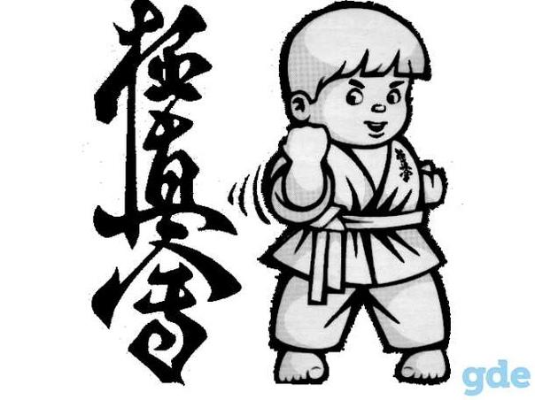 Картинки каратиста киокушинкай
