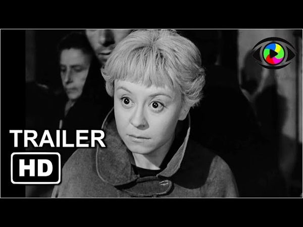 LA STRADA Trailer 2017 Anthony Quinn Giulietta Masina Richard Basehart
