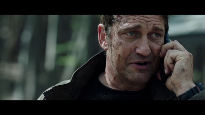 Падение ангела Финальный дублированный трейлер HD В кино с 22 августа 2019