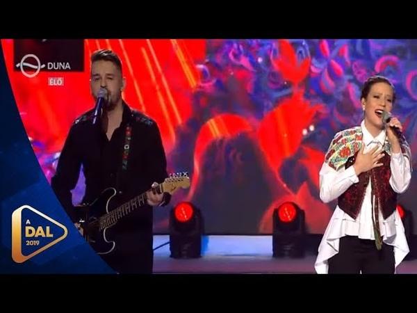 Antal Tímea feat. Demko Gergő Kedves Világ! (A Dal 2019 első válogató)