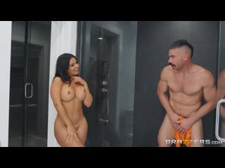 Rose monroe (sneaking and freaking in the shower) [2019, all sex, blowjobs, big tits, hd 1080p]