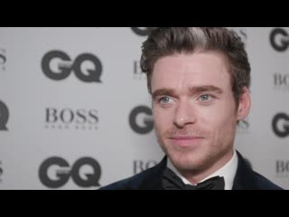 Richard Madden On Winning The 27most Stylish Honour At This Year 27s GQ Awards