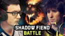 MIRACLE vs DENDI - EPIC SHADOW FIEND BATTLE - Who is the Master of SF Dota 2 Gameplay Compilation