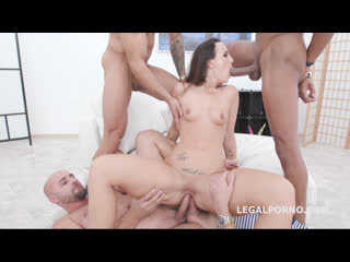 Kristy black is indestructible 1 she tests her limits with 8 boys 2 dap session no pussy creampie anal, porn, порно