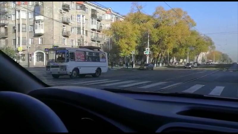 Разворот на перекрестке Металлургов Кутузова