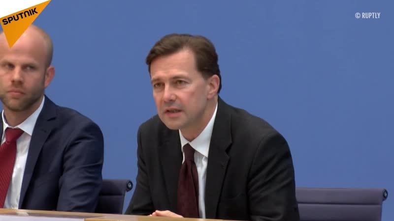 """""""Die Bundesregierung ruft zur Zurückhaltung und Deeskalation"""" – Seibert über Kertsch-Vorfall"""